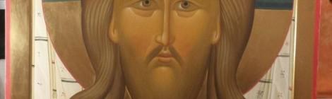 Написана первая икона для больничного храма