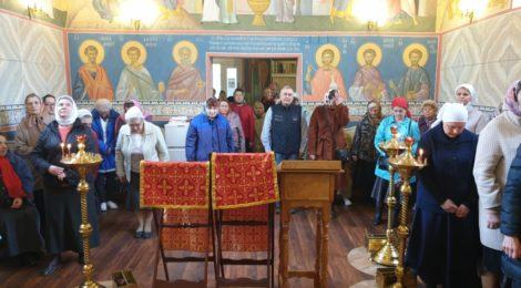 2 мая 2019 года состоялось освящение фресок Храма св. вмч. Пантелеимона